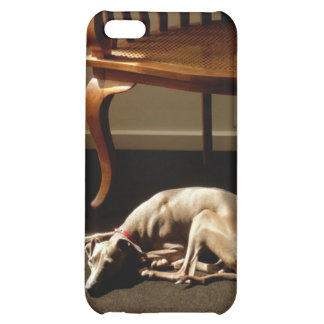 Whippet! iPhone 5C Cover