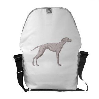 Whippet Courier Bag