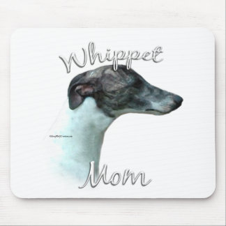 Whippet Mom 2 Mouse Pad