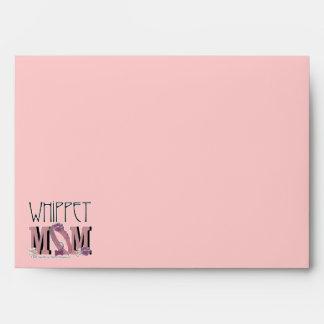 Whippet MOM Envelopes