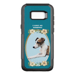 OtterBox Commuter Samsung Galaxy S8+ Case with Whippet Phone Cases design