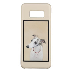 Case-Mate Barely There for Samsung Galaxy S8 Case with Whippet Phone Cases design
