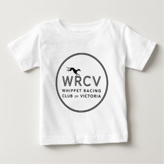 Whippet Racing Club of Victoria Baby T-Shirt