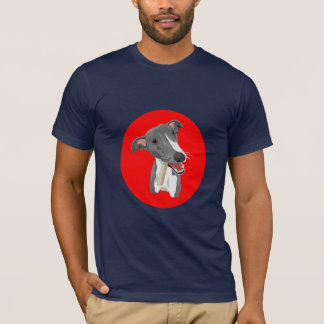 Whippet Red Badge T-shirt