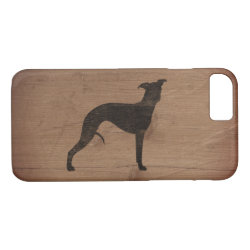 Case-Mate Barely There iPhone 7 Case with Whippet Phone Cases design