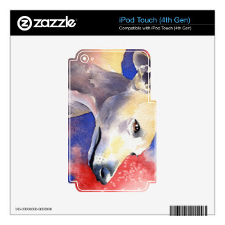Whippet Skins Para iPod Touch 4G