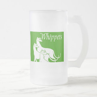 Whippets Tazas