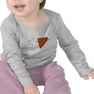 Whippy & Pumpkin Infant Long Sleeved Tee
