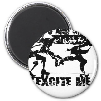 whips and chains excite me refrigerator magnets