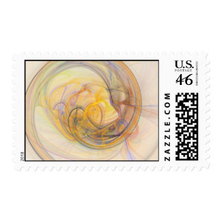 Whirl Postage Stamp