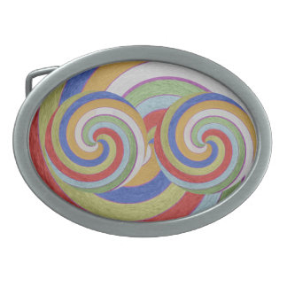 Whirldwind - Tornado Season Oval Belt Buckle