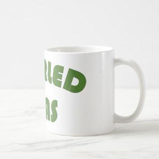 Whirled Peas Coffee Mug