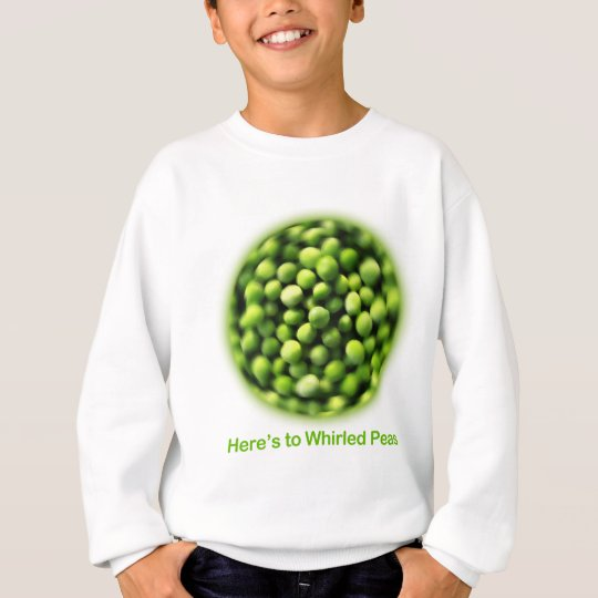 Whirled Peas - Comic T shirt
