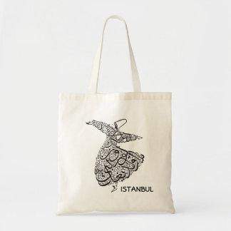 Whirling Dervish Canvas Bag