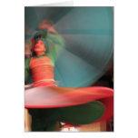 Whirling Dervish Card