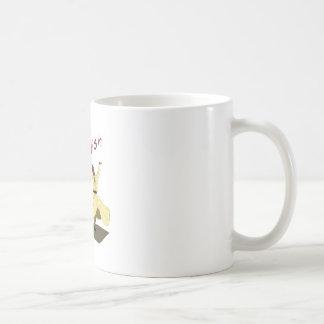 Whirling Dervish Classic White Coffee Mug