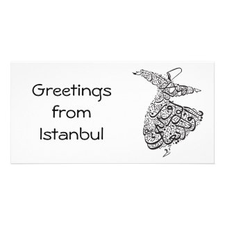 Whirling Dervish Photo Cards