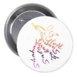 Whirling Dervish Pin