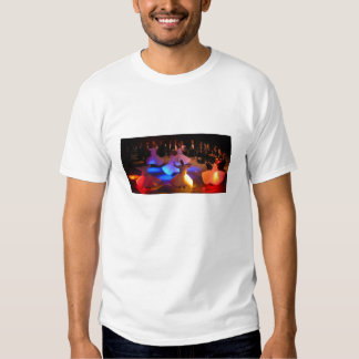 Whirling-Dervishes-Ceremony-Cappadocia-turkish-nig T Shirts