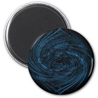 whirling-smoke-160085 imán redondo 5 cm