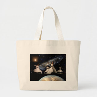 Whirling Universe Bags