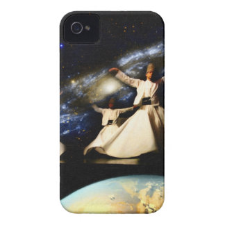 Whirling Universe iPhone 4 Case