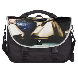 Whirling Universe Bag For Laptop