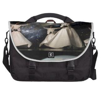 Whirling Universe Laptop Commuter Bag