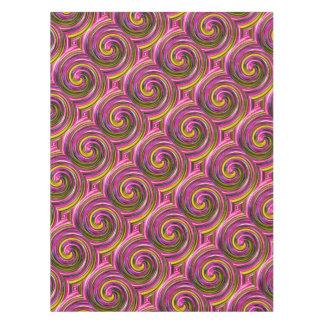 Whirlpool de la pintura mantel