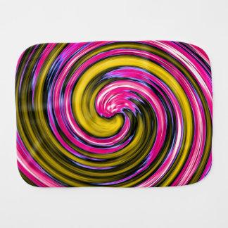Whirlpool de la pintura paños de bebé