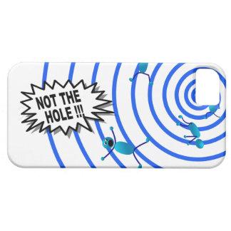 Whirlpool en el agujero de la cámara funda para iPhone SE/5/5s