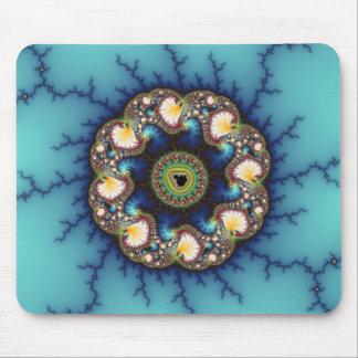 Whirlpool - Fractal Mousepad