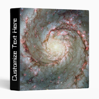 Whirlpool Galaxy 3 Ring Binder