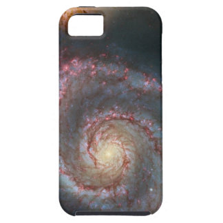 Whirlpool galaxy iPhone 5 cover