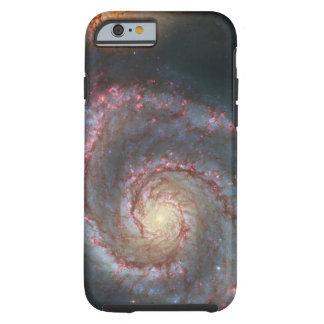 Whirlpool galaxy tough iPhone 6 case