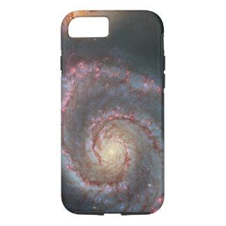 Whirlpool galaxy iPhone 7 case