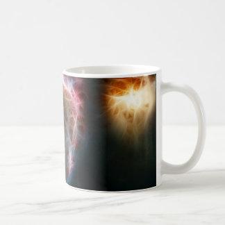 Whirlpool Galaxy (M51) and companion Coffee Mug