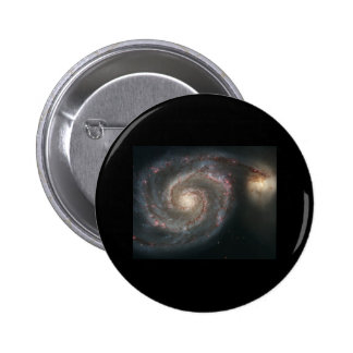 Whirlpool Galaxy (M51) Button