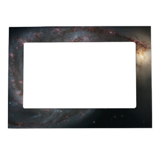 Whirlpool Galaxy (M51) Magnetic Photo Frame