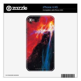 Whirlpool Galaxy Skin For The iPhone 4S