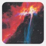 Whirlpool Galaxy Stickers