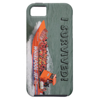 Whirlpool Jet Boat Ride Survival iPhone 5 Case
