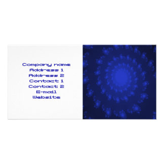 Whirlpool Ocean Depths Customizable Business Card