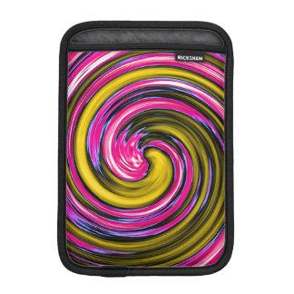Whirlpool of Paint Sleeve For iPad Mini