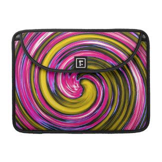 Whirlpool of Paint Sleeve For MacBooks