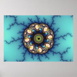 Whirlpool - poster del fractal
