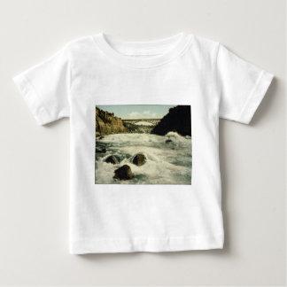 Whirlpool Rapids Niagara Falls New York 1898 Baby T-Shirt