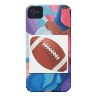 Whirlwind Football iPhone 4 Case-Mate Case