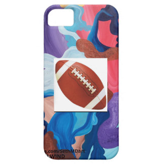 Whirlwind Football iPhone SE/5/5s Case