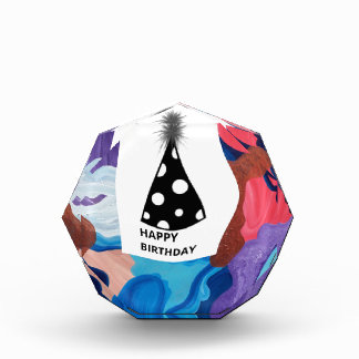 Whirlwind Happy Birthday Award